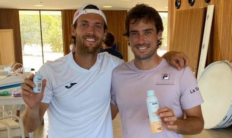 João Sousa perde em pares no ATP de Maiorca e ruma a Wimbledon