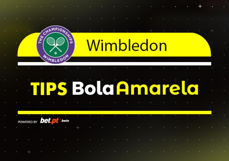 Aposta do dia (Wimbledon): Roger Federer vs Adrian Mannarino