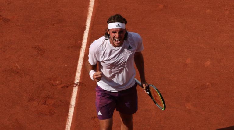 Conhecido o quadro do ATP 500 de Hamburgo, com Tsitsipas em destaque