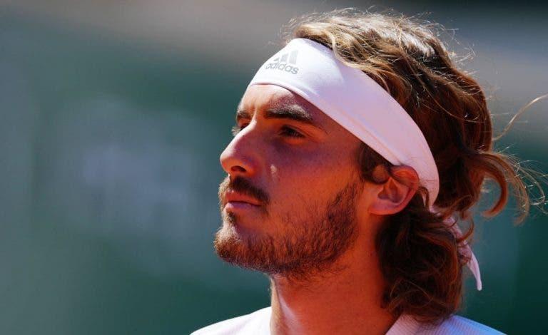 ATP ouviu o que Tsitsipas disse e reforça esforços para que tenistas se vacinem