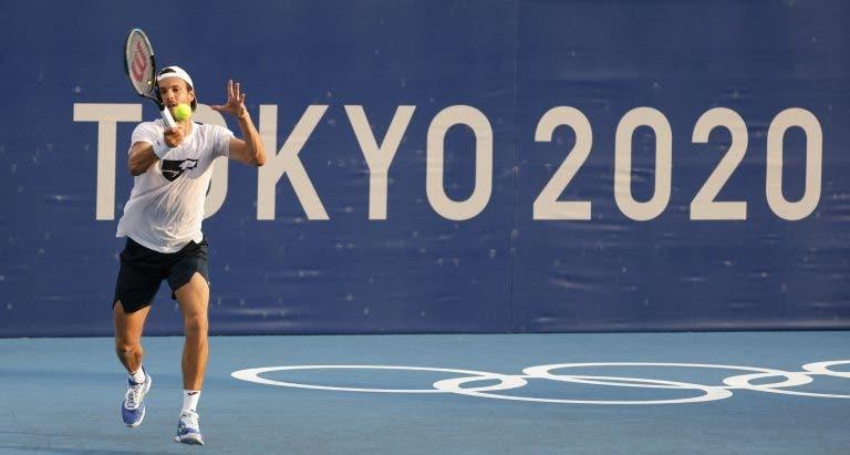 Frederico Marques sofre longe de Tóquio: «Jogos eram uma das prioridades do ano»