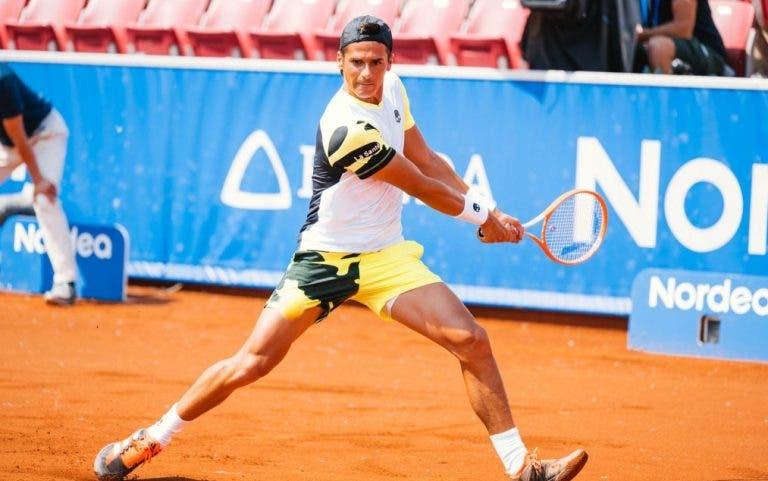 Regresso ao passado! 16 anos depois do irmão, Coria apura-se para a final de um torneio ATP