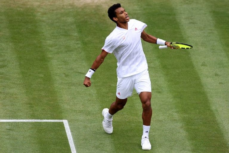 Auger-Aliassime sem dúvidas: «Djokovic e Federer são os favoritos ao título»
