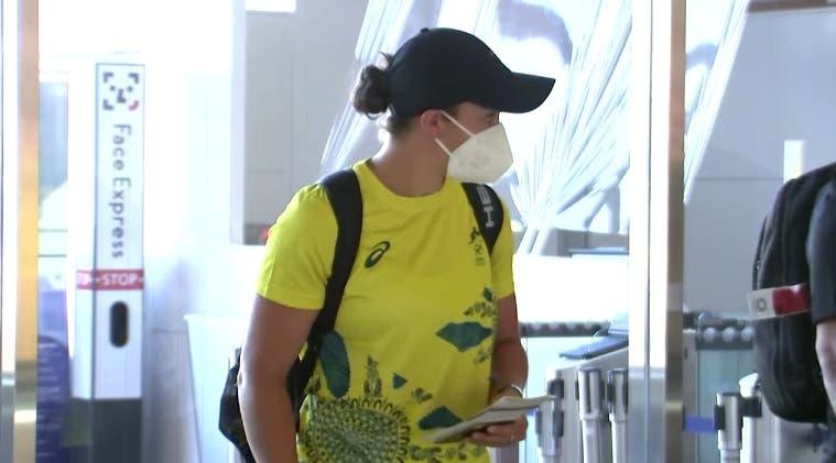 [VÍDEO] Barty já chegou a Tóquio para os Jogos Olímpicos