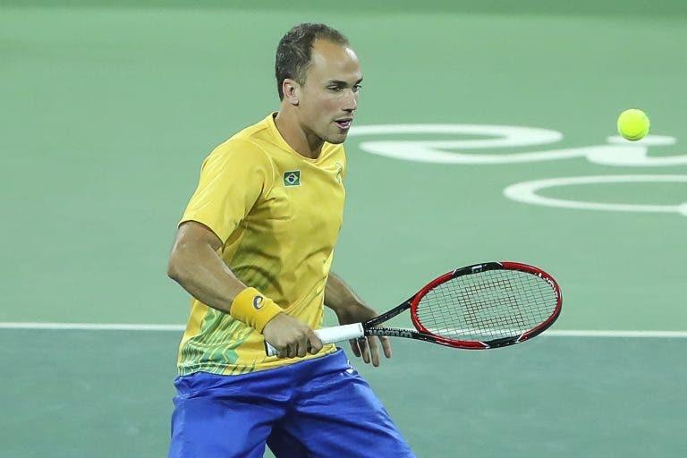 Muito azar: Bruno Soares sofre de apendicite no Japão e tem de desistir dos Jogos Olímpicos
