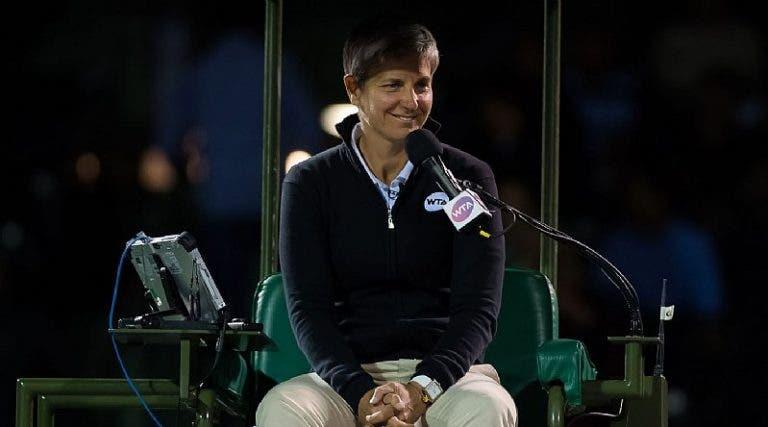 Final masculina de Wimbledon será arbitrada por uma mulher pela primeira vez