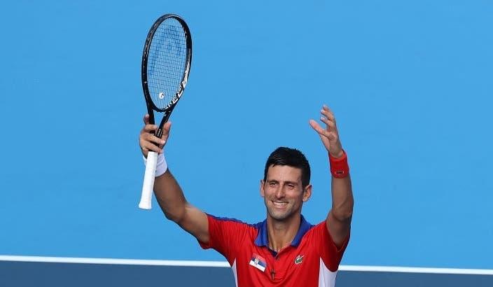 Djokovic e o tema pressão mediática: «Quem quer estar no topo tem de aprender a lidar com isso»