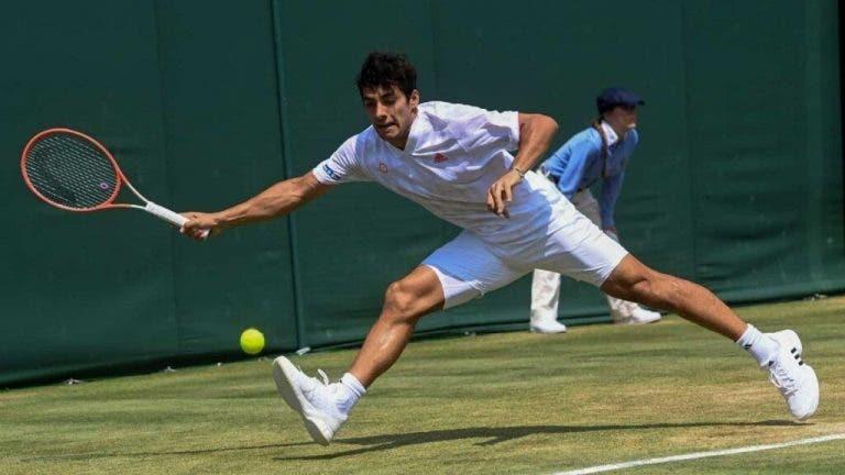 Garin preparado para lutar com Djokovic: «Desfruto muito deste tipo de jogos»