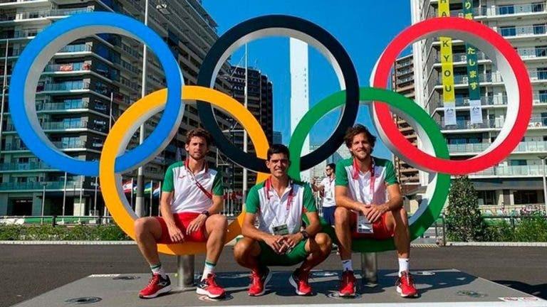 Jogos Olímpicos: João Sousa e Pedro Sousa já têm adversários em Tóquio