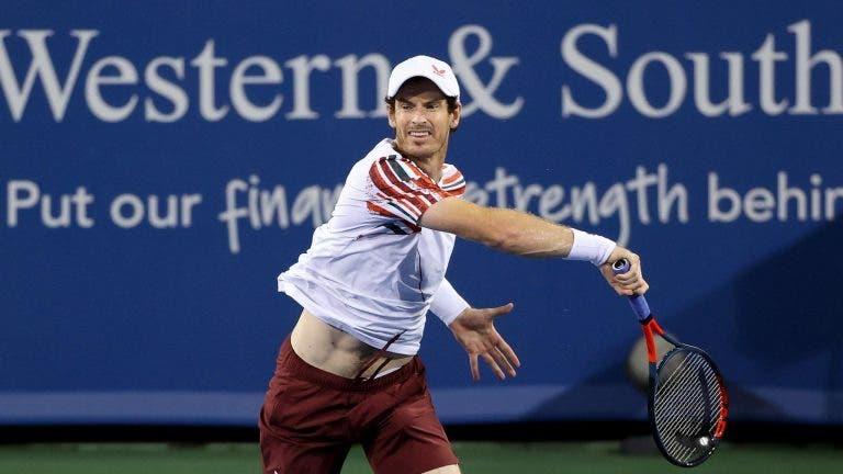 Murray rendido ao próximo adversário: «Alcaraz tem boas hipóteses de ser número um»