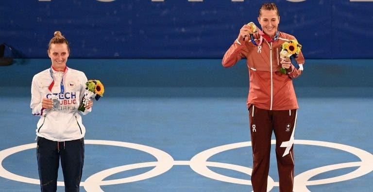 Surreal: final dos Jogos Olímpicos vai ser repetida… na 1.ª ronda de Cincinnati