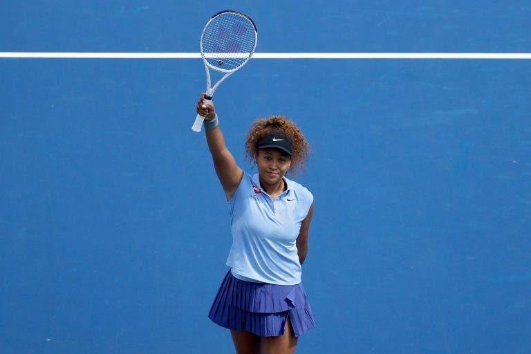 Osaka: «Sinto que fiz muitas coisas mal em Roland Garros. Tenho de pensar mais»