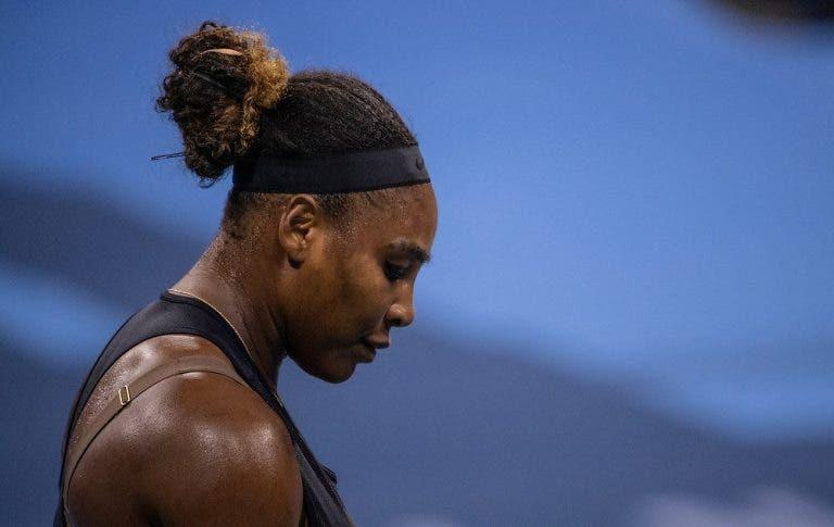 Serena Williams ainda está lesionada e não vai a Cincinnati