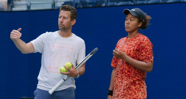 Campeã Osaka está de volta a Nova Iorque e já treinou no US Open