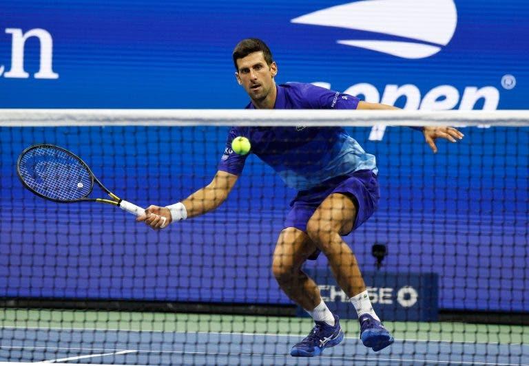 Djokovic vs Nishikori à tarde, Zverev vs Sock à noite em mais um dia de luxo e que promete no US Open