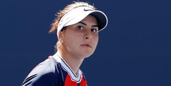 Andreescu melhora e arrasa rumo aos 'oitavos' do US Open