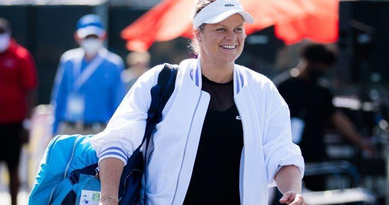 Indian Wells: eis o quadro feminino com Kerber-Clijsters possível na 2.ª ronda e Halep-Raducanu na 3.ª