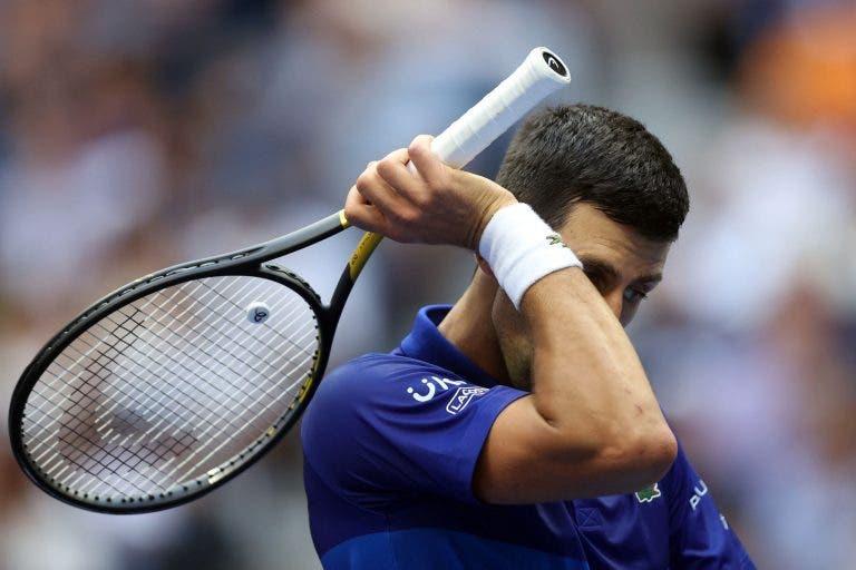 A peculiar confissão de Swiatek (a super fã de Nadal): «Chorei quando Djokovic perdeu no US Open»