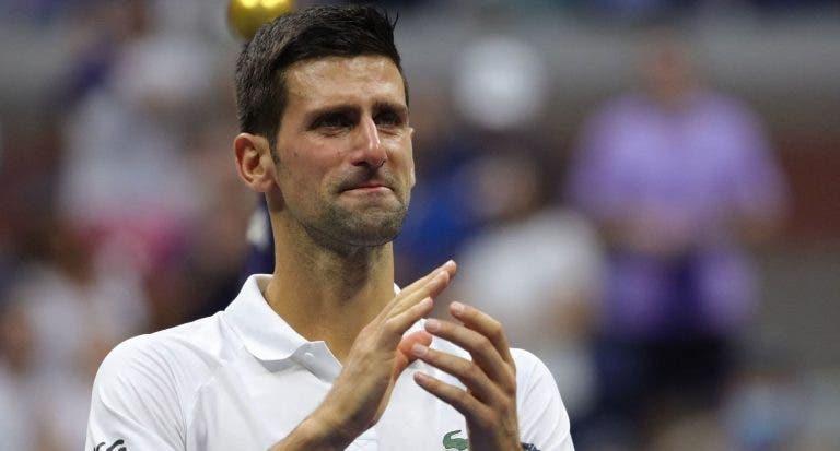 Thiem: «Deu para ver o que Djokovic acumulou dentro dele nos últimos meses. É desumano»