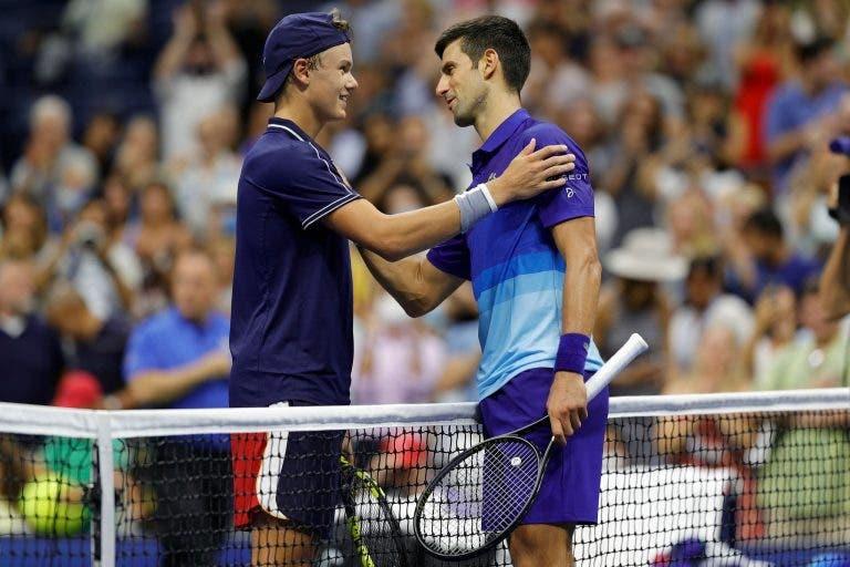 Rune: «Quando gritaram por mim contra Djokovic senti-me quase como Federer!»