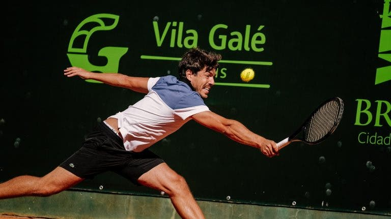 Campeão em título Domingues perde na 1.ª ronda do Braga Open