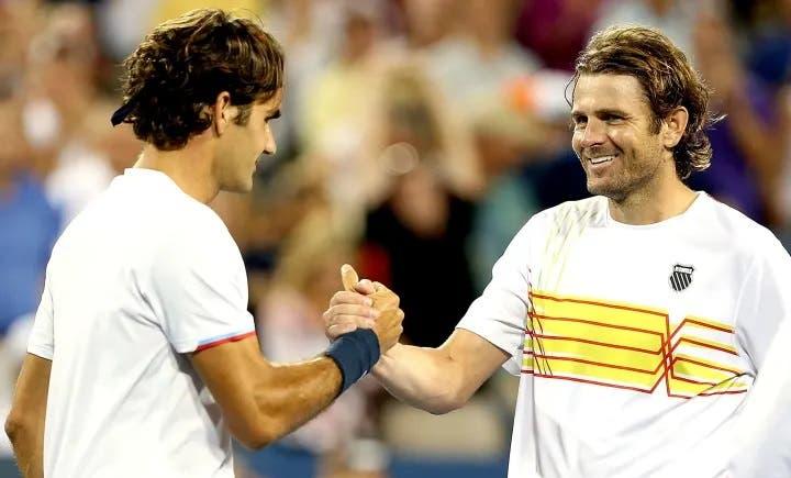 Fish: «Continuo convencido que o Federer uma vez prolongou um encontro nosso com pena de mim»