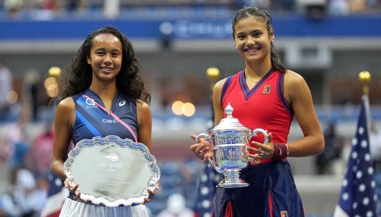 US Open: final feminina voltou a ser mais vista do que a masculina na TV norte-americana