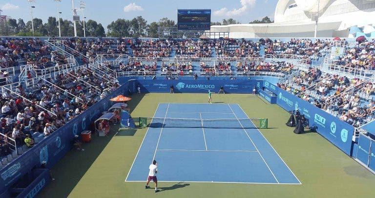 WTA Finals vão mesmo ser jogadas… no México