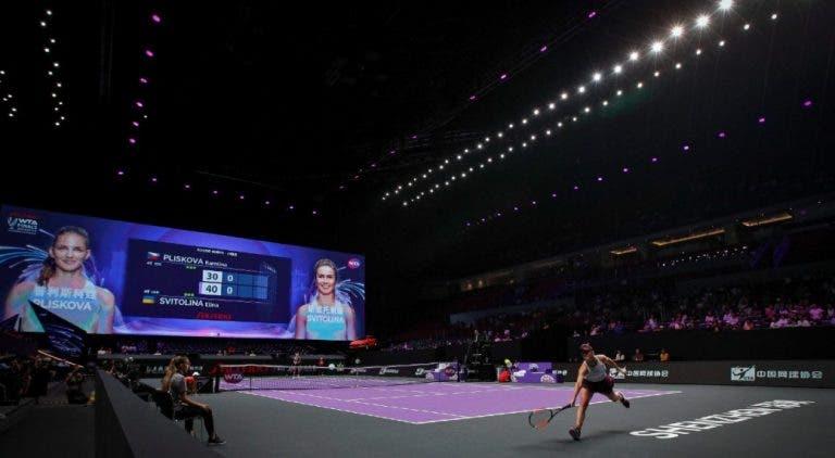 WTA Finals do México vão ter uma final… à quarta-feira