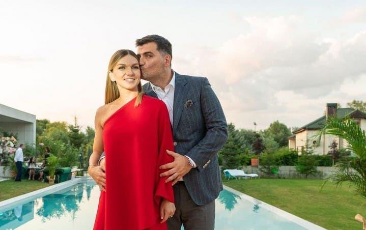 Simona Halep anuncia casamento com multimilionário macedónio