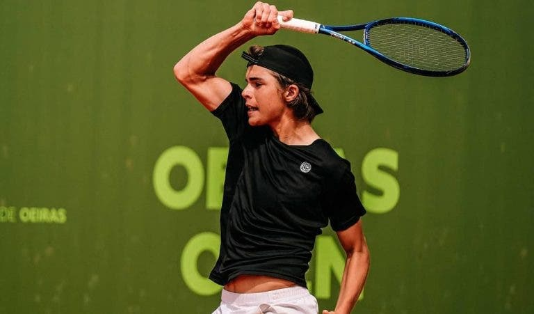 Jaime Faria sem chances no qualifying do Braga Open