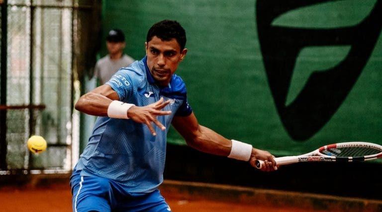 Thiago Monteiro conquista sexto Challenger da carreira no Braga Open