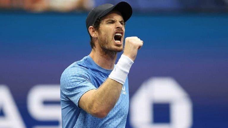Murray dá a volta a Humbert em Metz e festeja uma das melhores vitórias nos últimos anos
