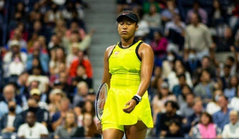 Naomi Osaka desiste de Indian Wells e não deve voltar a jogar até 2022