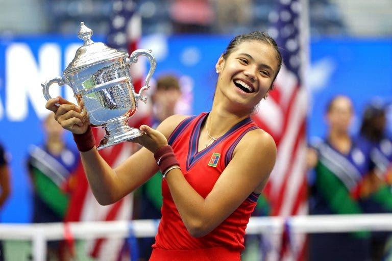 Final feminina do US Open chegou a ter mais de 9 milhões de pessoas a ver na Grã-Bretanha