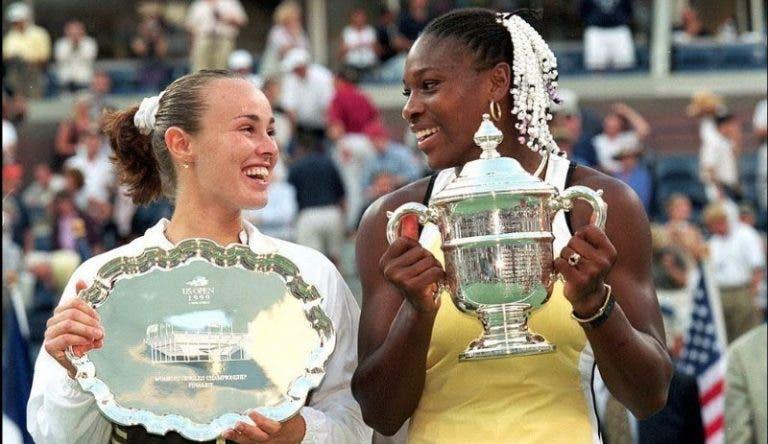 [VÍDEO] Ainda se lembra da última final de Grand Slam entre teenagers? Foi assim