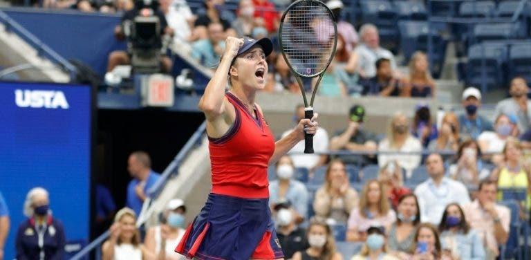 Svitolina despacha Halep rumo aos 'quartos' do US Open