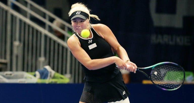 Histórico torneio do Luxemburgo deixa WTA com polémica: «Ainda bem que acabámos isto»