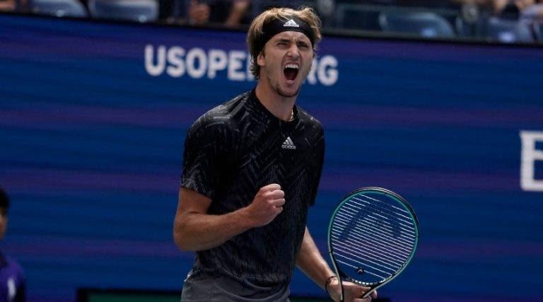 Zverev: «Derrotar Djokovic em Tóquio deu-me muita confiança»