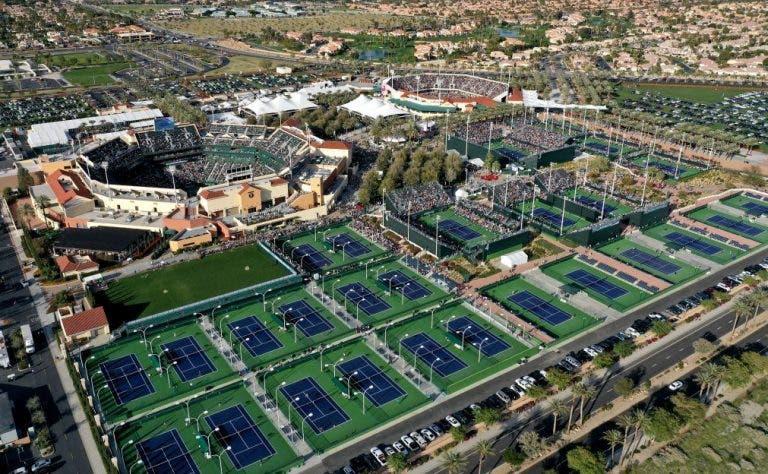 Eis a incrível ordem de jogos em Indian Wells que pode ditar o adeus de Federer ao top 10
