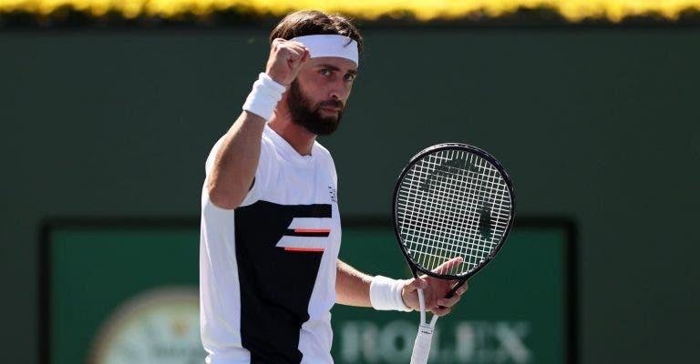 Basilashvili elimina Fritz e vai jogar a final de Indian Wells contra Norrie