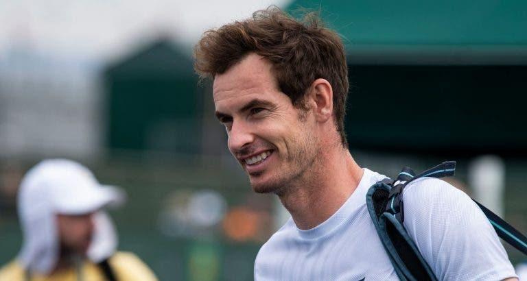 Andy Murray entra com vitória em Indian Wells e marca encontro… com Alcaraz