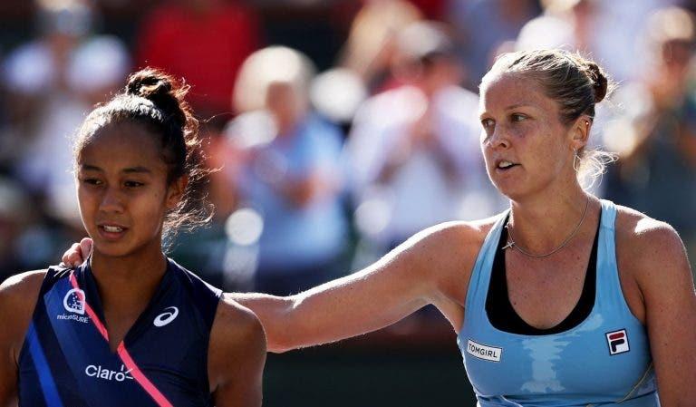 Rogers elimina Fernandez rumo aos 'quartos' de Indian Wells