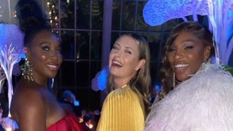 Serena volta a falar de Sharapova: «Encontrámo-nos e adorei»